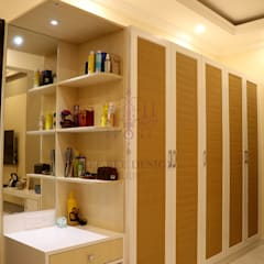 2 BHK Apartment of Mr Santosh Nambiath Bangalore Country style bedroom by Cee Bee Design Studio Country