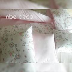 Nbe deco: Habitaciones para niñas de estilo  por NBe DECO,Moderno