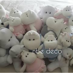 Nbe deco: Habitaciones para niños de estilo  por NBe DECO
