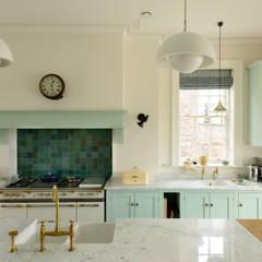 :  Kitchen by deVOL Kitchens,