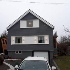 Projeto concluído: Casas familiares  por Studio²