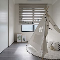 Boys Bedroom by Moooi Design 驀翊設計