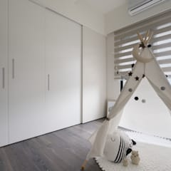 Nursery/kid's room by Moooi Design 驀翊設計,