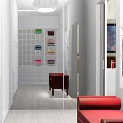 Quartos: Closets  por Trivisio Consultoria e Projetos em 3D