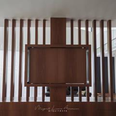 غرفة الميديا تنفيذ miguel lima amorim - arquitecto - arquimla