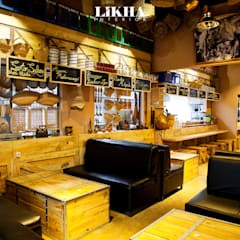 餐廳 by Likha Interior