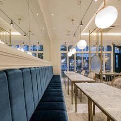 가구, 내부: 디자인에이드의  바 & 카페