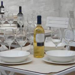Proyecto terminado: Restaurantes de estilo  por Minimalistika.com