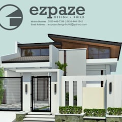 5 Bedroom Bungalow:  Bungalows by ezpaze design+build