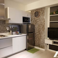 Sofisticato at Azure Urban Residences, Paranaque City:  Kitchen by Idear Architectural Design Consultancy, Modern