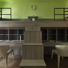 من 李正宇創意美學室內裝修設計有限公司 حداثي