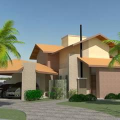 Seu Projeto Arquiteturaが手掛けた別荘