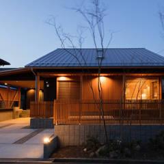 木屋 by アグラ設計室一級建築士事務所 agra design room