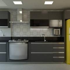 Kitchen units by Toca da Oca