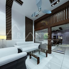Corridor & hallway by homify, Asian Granite