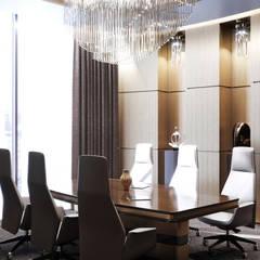 Освещение для переговорной в офисе : Офисы и магазины в . Автор – Art-i-Chok