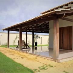 Ativo Arquitetura e Consultoria:  tarz Kır evi