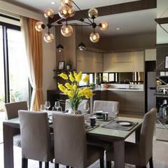 Ruang Makan By Likha Interior