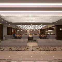 Hariri Palace hotel:  Hotels by dal design office