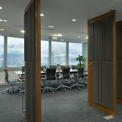 Chinlink:  Offices & stores by FINGO DESIGN & ASSOCIATES LTD.