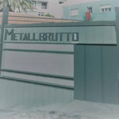 Oficina por Rodrigo Roquette Industrial Betão