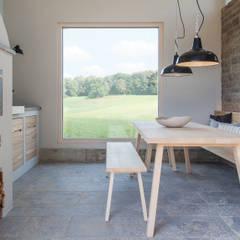 """Musterhaus """"Heimat 4.0"""":  Häuser von Bau-Fritz GmbH & Co. KG"""