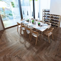 Floors by WEBTILES CERAMICHE, Modern Ceramic