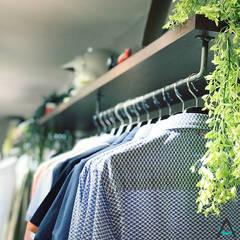 Bäbler - Menswear Sant Cugat: Centros comerciales de estilo  de Estudi Aura