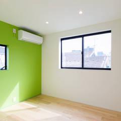 オーナー住戸 子供室: Unico design一級建築士事務所が手掛けた子供部屋です。
