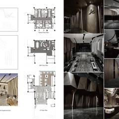 HOTEL IN     2018  全球最受旅客喜愛旅宿:  飯店 by 騰龘空間設計有限公司