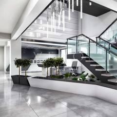VERO CONCEPT MİMARLIK – Aydın Nazilli Konut:  tarz Merdivenler,