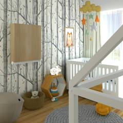 Baby room by MJ Intérieurs