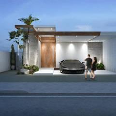 Projeto Sorocaba: Condomínios  por Isabela Notaro Arquitetura e Interiores