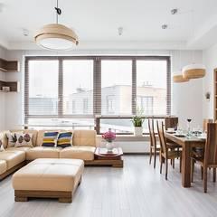 اتاق نشیمن by Perfect Space