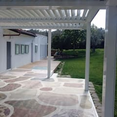 Conservatory by Centro Arredotessile S.r.l.