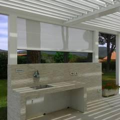 بيت زجاجي تنفيذ Centro Arredotessile S.r.l.