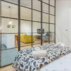 Fotografía de interiores,  Málaga / Costa Del Sol.  ---  Real Estate photography - Málaga / Costa Del Sol: Dormitorios de estilo  de Hansen Properties