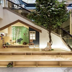ศูนย์จัดงาน by 青易國際設計
