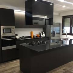 progetto 2: Cucina attrezzata in stile  di new design house