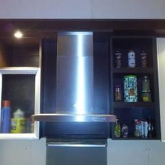 Casa A&P - Interior 2: Muebles de cocinas de estilo  por Módulo 3 arquitectura