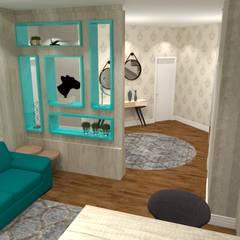Home Office: Escritórios e Espaços de trabalho  por Ellis Interior Design
