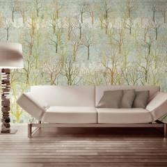 Офисы и магазины в . Автор – House Frame Wallpaper & Fabrics