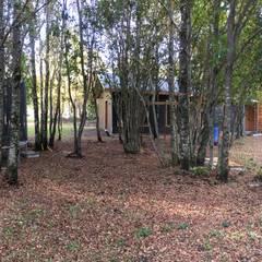 Villa by Constructora Rukalihuen