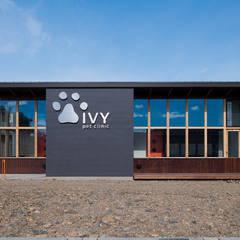 窪江建築設計事務所의  클리닉