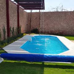 Pool by Albercas Querétaro FORTEC