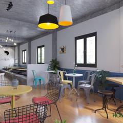 Projekty,  Podłogi zaprojektowane przez Home Office