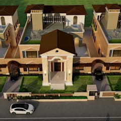 SIRSA:  Houses by smstudio
