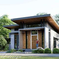 Single family home by fewdavid3d-design