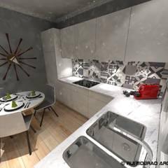 Tủ bếp by RMA - Rui Mourão Arquitecto Unipessoal Lda