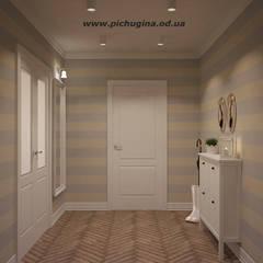 Corridor, hallway by Tatyana Pichugina Design
